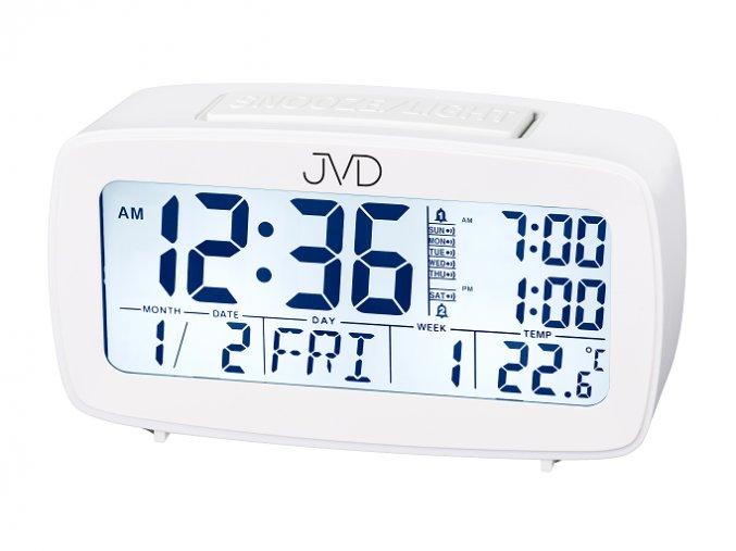 Digitálny budík JVD SB82.1  Až 100 dní na vrátenie tovaru. Autorizovaný predajca.