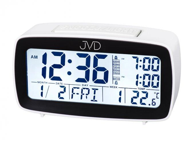 Digitálny budík JVD SB82.4  Až 100 dní na vrátenie tovaru. Autorizovaný predajca.