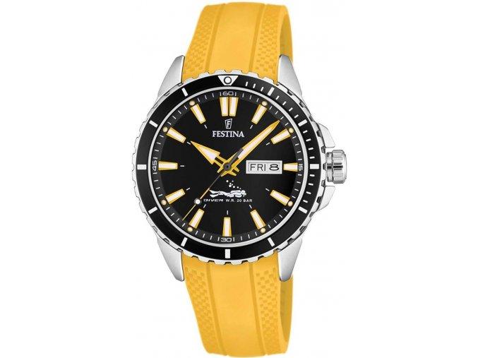 pánske hodinky festina 20378 4
