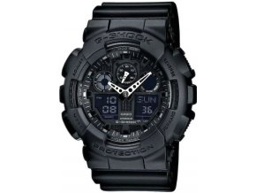 Casio G-Shock GA-100GBX-1A4ER  Až 100 dní na vrátenie tovaru
