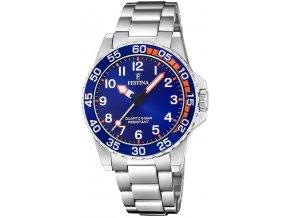 Junior hodinky Festina 20459/2  + Predĺžená záruka na 5 rokov. Až 100 dní na vrátenie tovaru. Autorizovaný predajca.