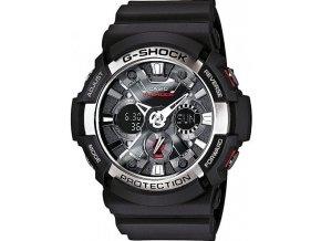 Hodinky Casio G-Shock GA-200-1AER  Až 100 dní na vrátenie tovaru