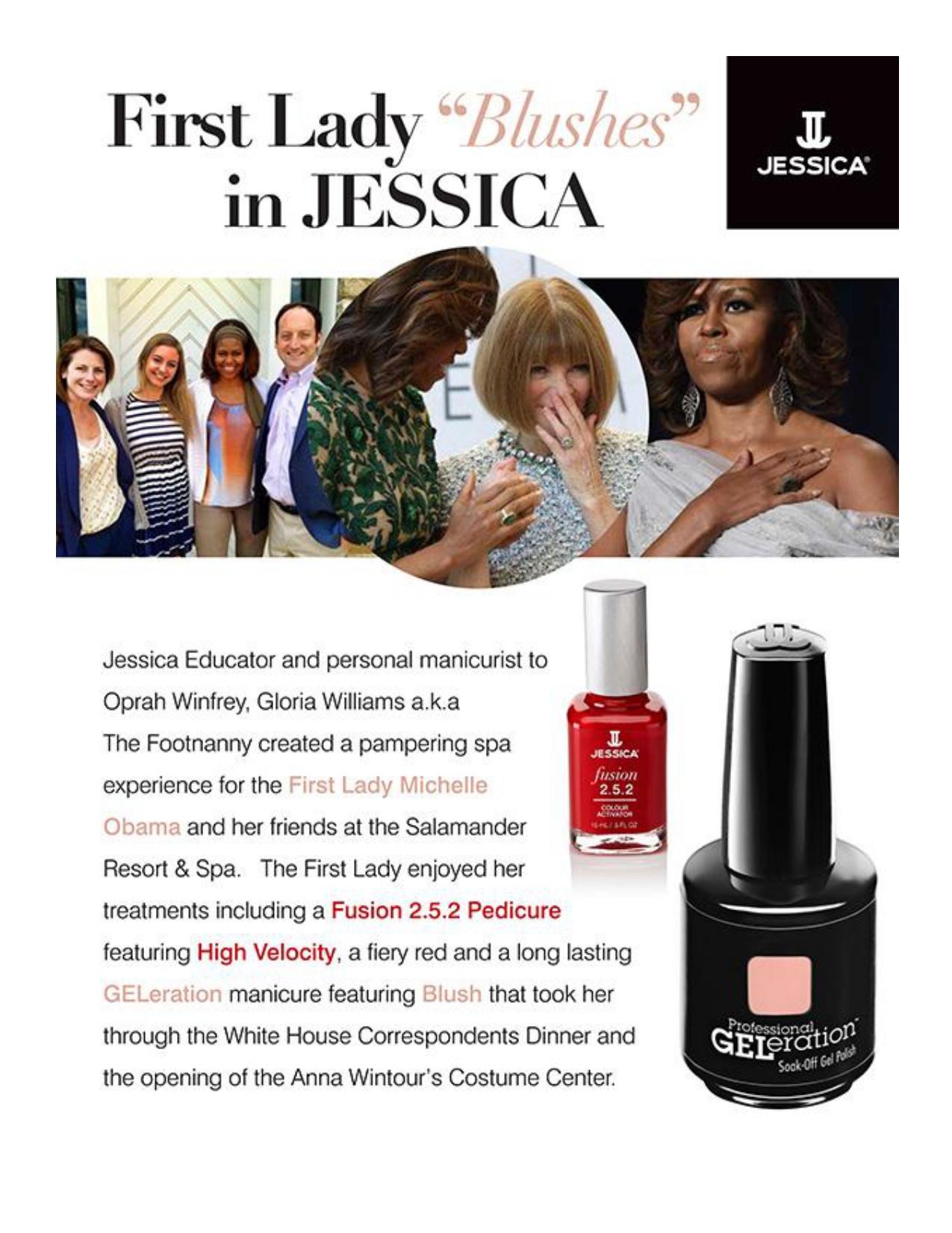 Michelle-Obama-Blushes-in-Jessica-Cosmetics
