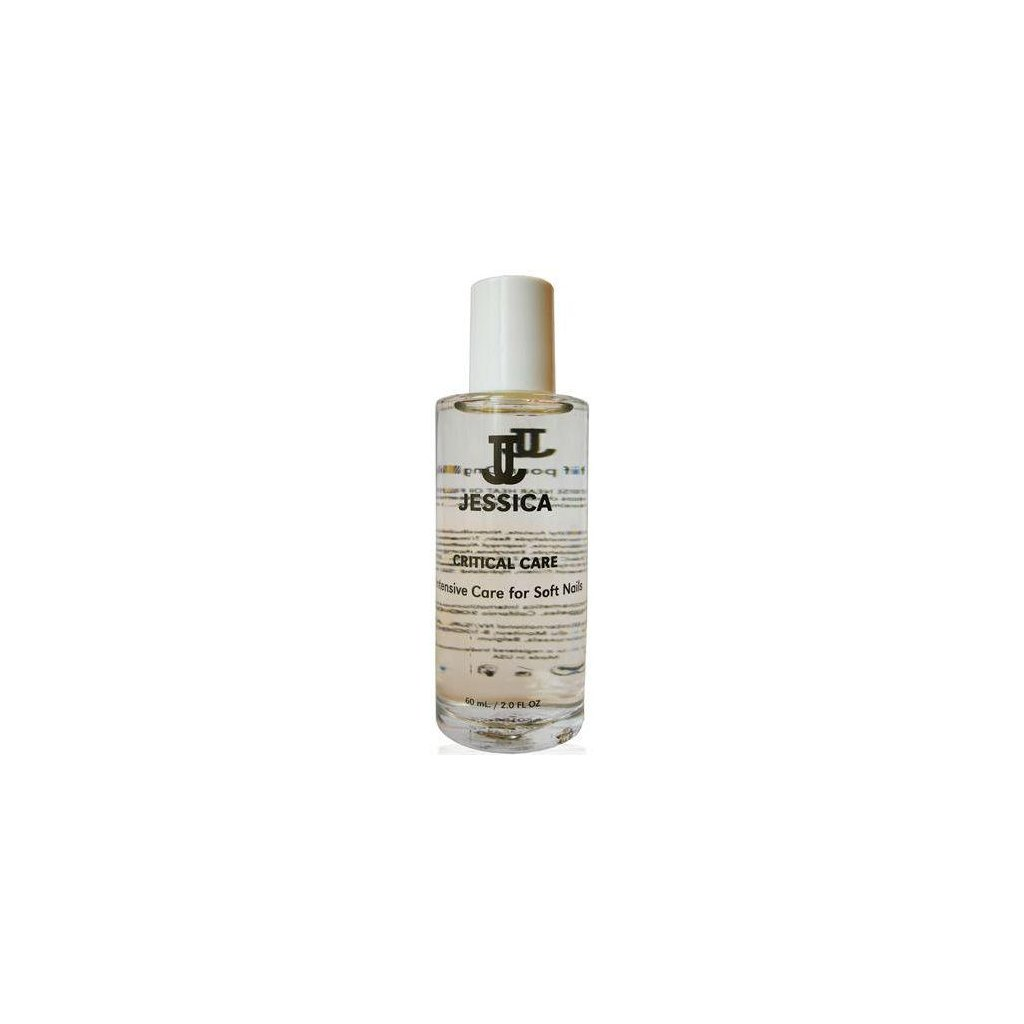 Jessica podkladový lak pro slabé nehty Critical Care 60 ml