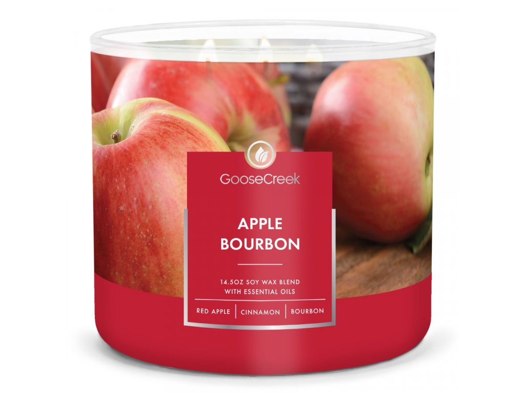 Apple Bourbon Large 3 Wick Candle 1024x1024