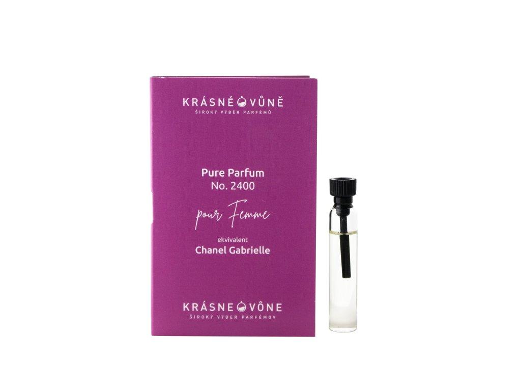 PURE No. 2400 - Parfémovaná voda pre ženy