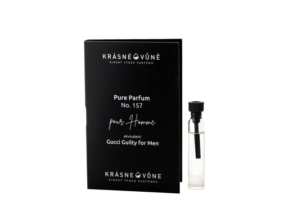 PURE No. 157- Parfémovaná voda pre mužov