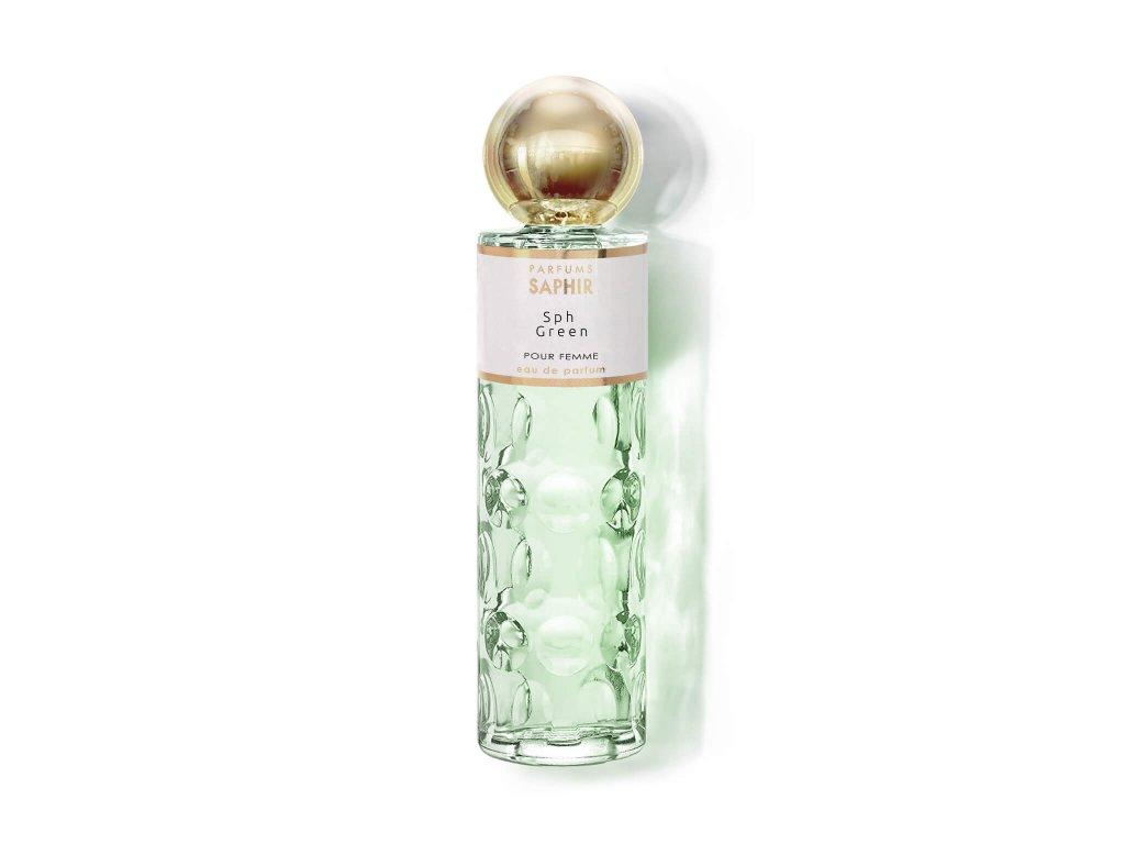 SAPHIR - Sph Green  Parfémovaná voda pre ženy