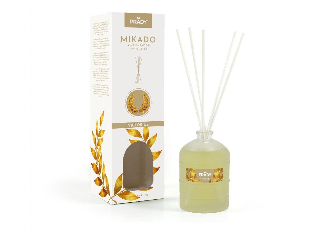 MIKADO - Victorius  Difuzér 100 ml