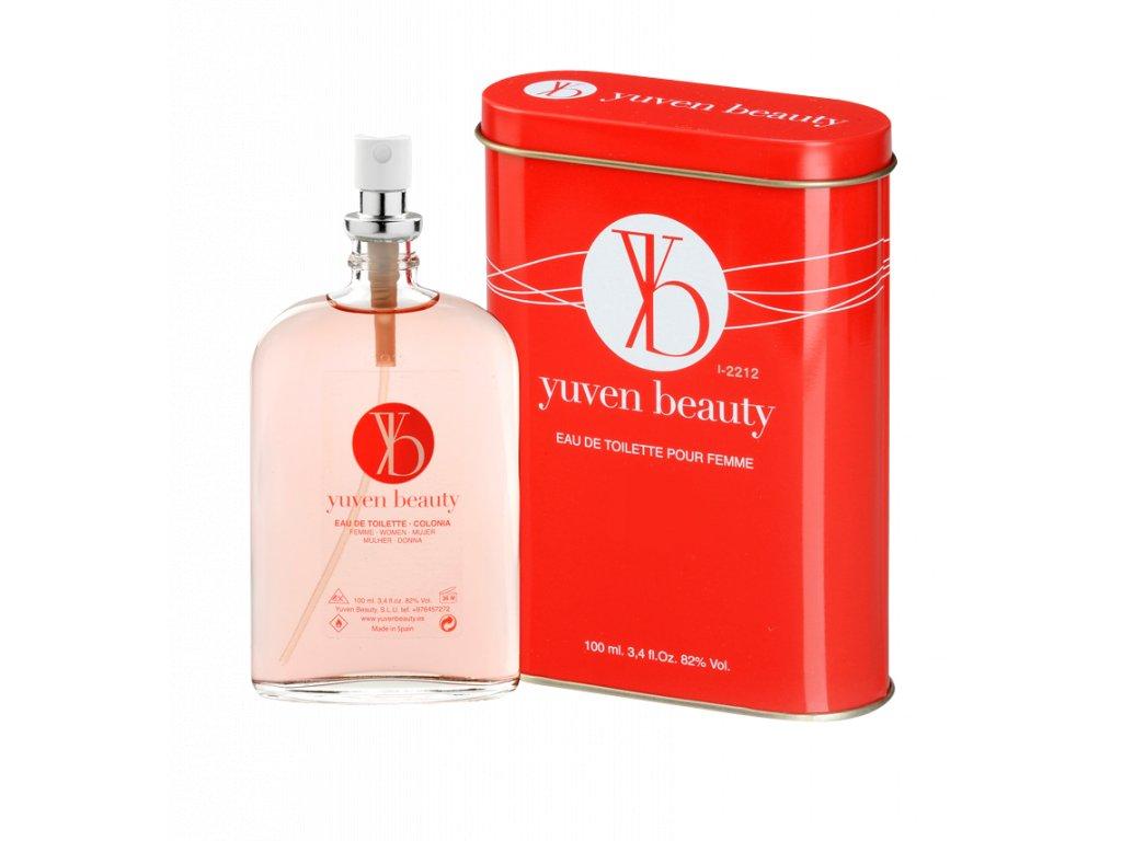 Yuven Beauty 120  Toaletná voda pre ženy
