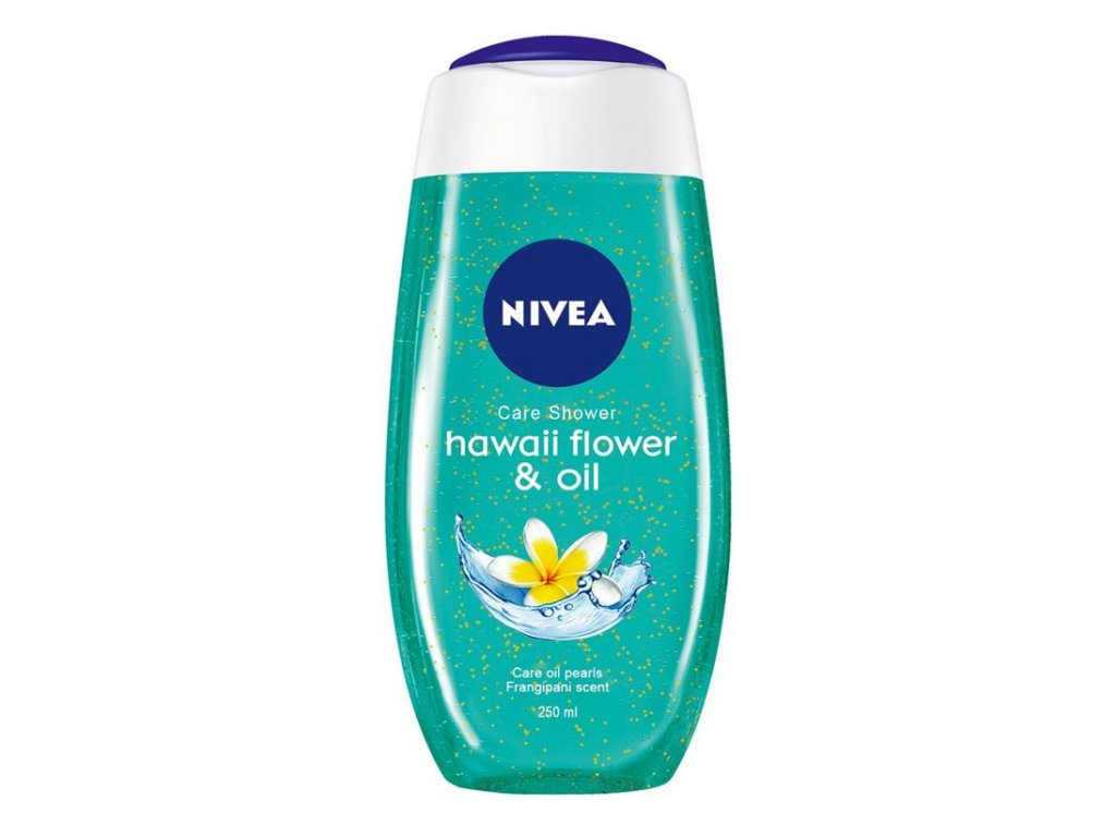 Nivea - Hawaii Flower & Oil  Sprchový gél 250 ml