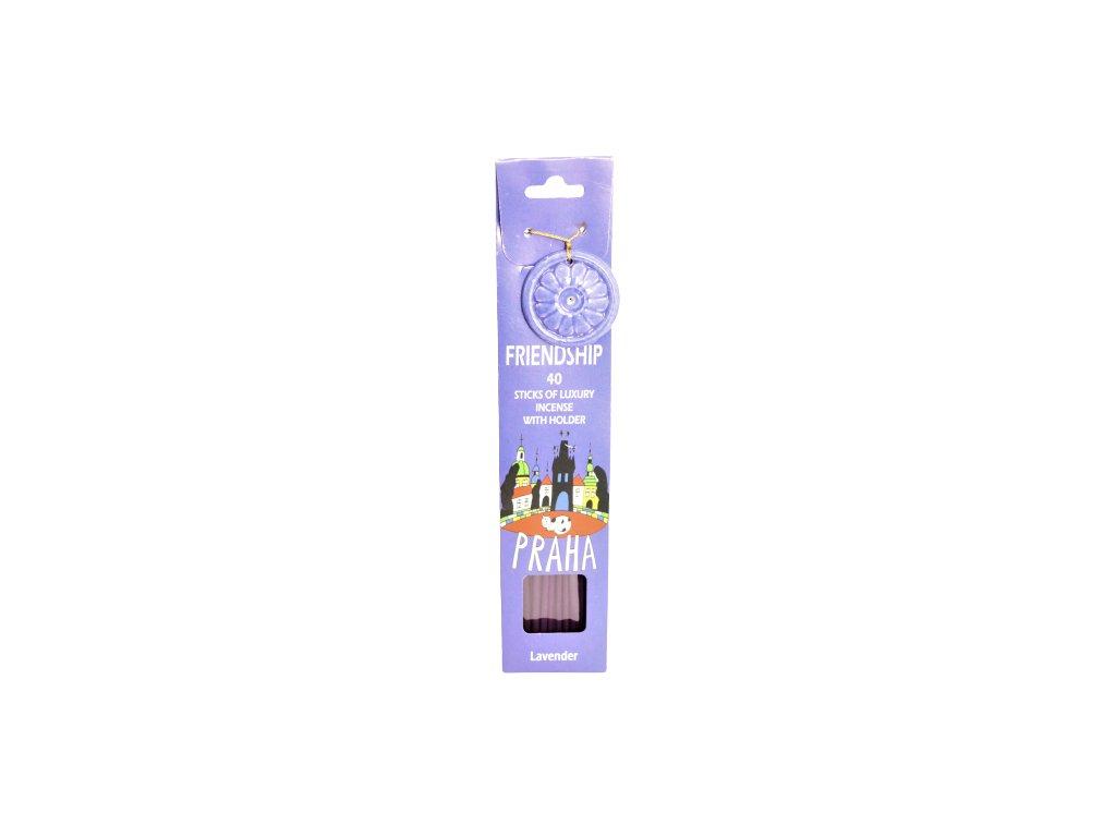 Vonne tycinky Lavender 2