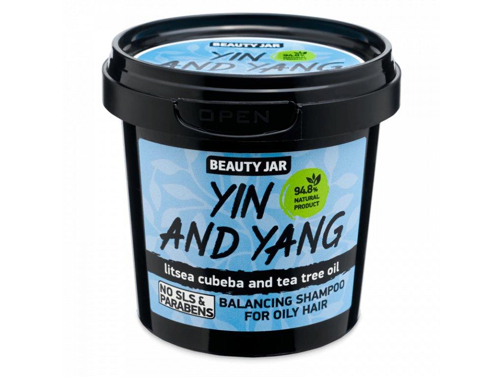 Beauty Jar - YING AND YANG  Vlasový šampón