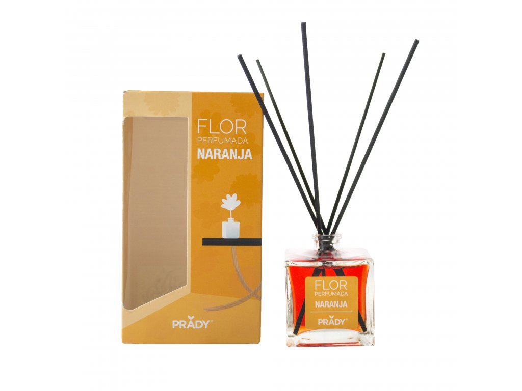 FLOR - Pomaranč  Difuzér 90 ml