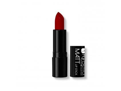 RyBella Matt Lip Stick (01 - FLAME SCARLET)  Rúž