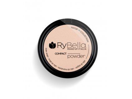 RyBella Compact Powder (101 - SUNSET)  Púder na tvár