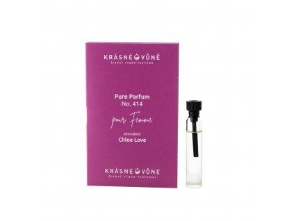 PURE No. 414  Parfémovaná voda pre ženy
