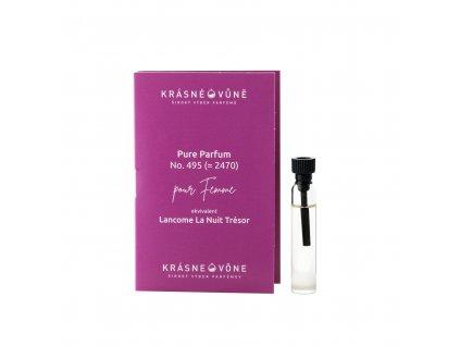 PURE No. 2470 (=495)  Parfémovaná voda pre ženy