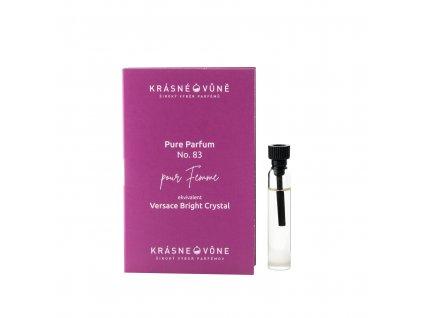 PURE No. 83  Parfémovaná voda pre ženy