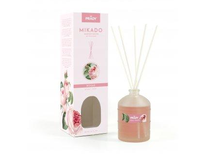 MIKADO - Ruža  Difuzér 100 ml