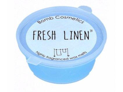 Bomb Cosmetics - Čerstvo vyprané prádlo  Vosk do aroma lampy 35 g