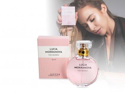 Lucia Mokranova for Women  Parfumovaná voda pre ženy 50 ml