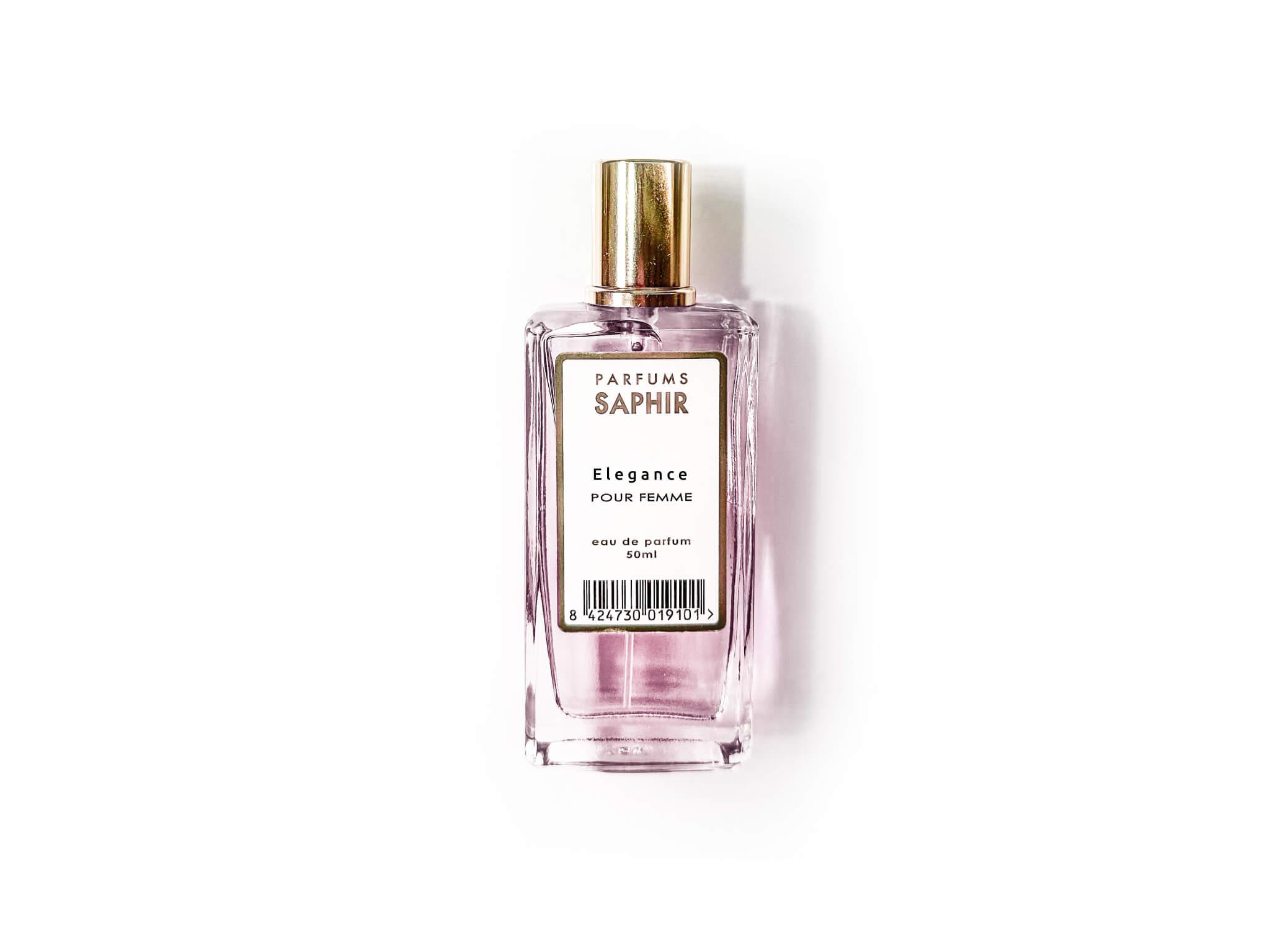 SAPHIR - Elegance Veľkosť: 30 ml tester Parfémovaná voda pre ženy
