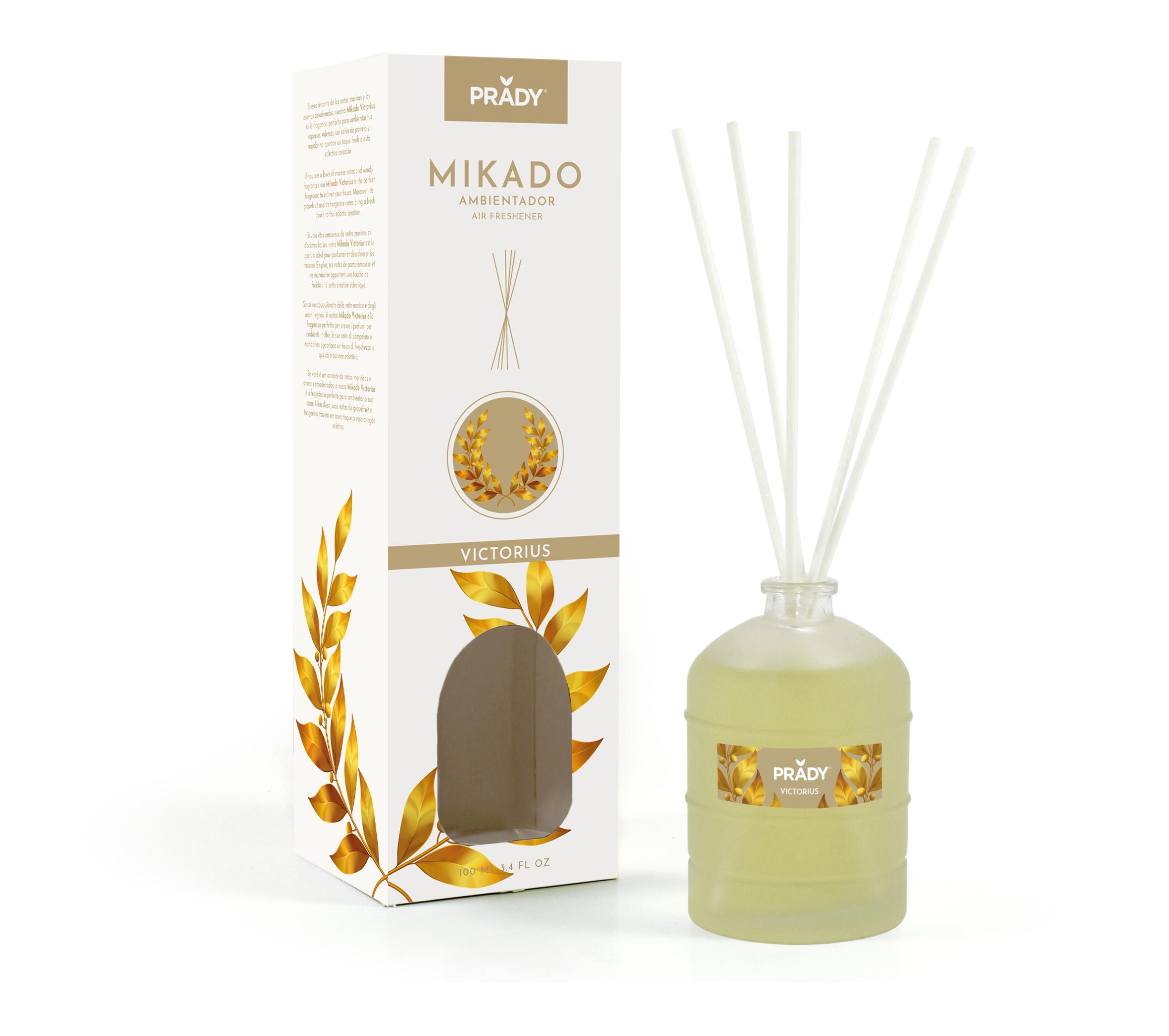 MIKADO - Victorius Difuzér 100 ml Difuzér 100 ml