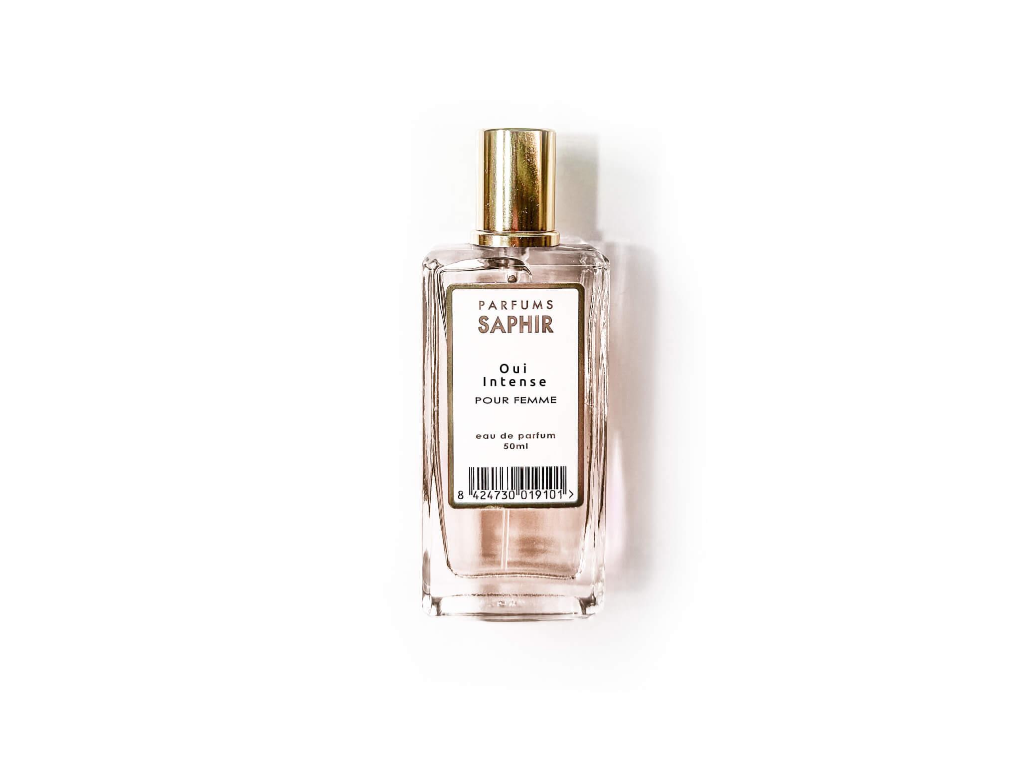 SAPHIR - Oui Intense Veľkosť: 200 ml Parfumovaná voda pre ženy