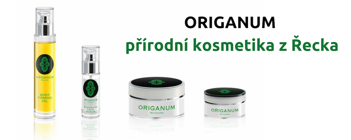 Origanum - přírodní kosmetika z Řecka
