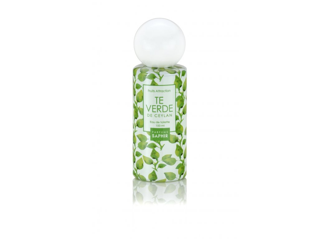 FruitsAttraction Saphir 100ml TE VERDE