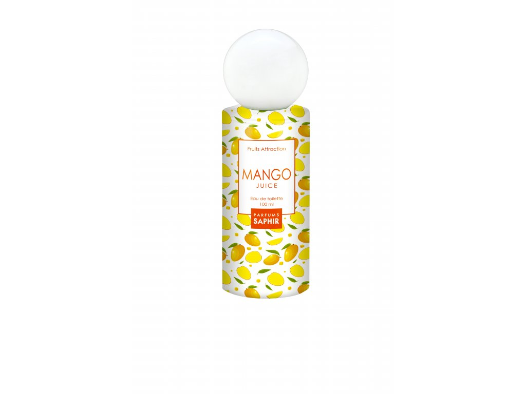 FruitsAttraction Saphir 100ml MANGO 1100x1100
