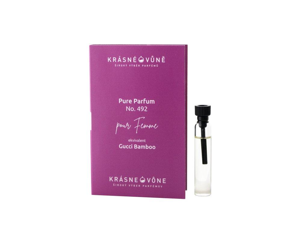 PURE No. 492  Parfémovaná voda pro ženy