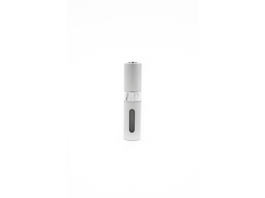 Rozprašovač parfému - Stříbrný - 8 ml