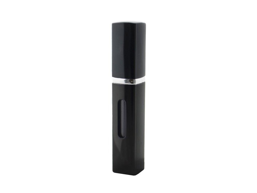 Rozprašovač parfému - Černý - 8 ml
