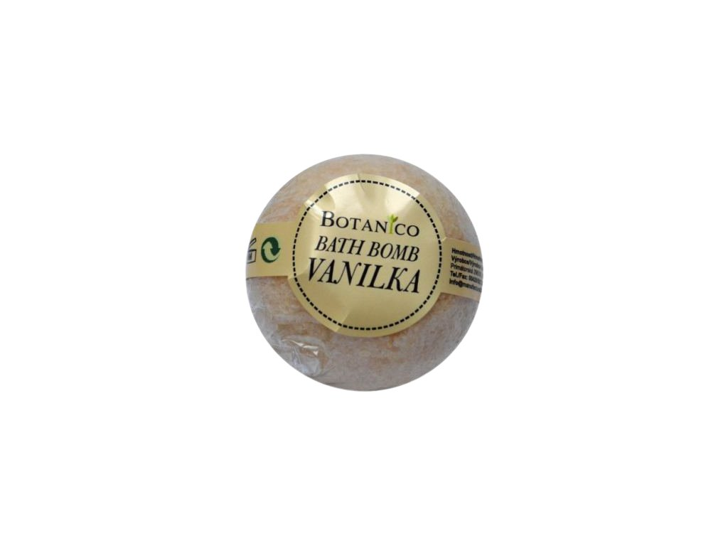 Botanico koupelova koule Vanilka yX