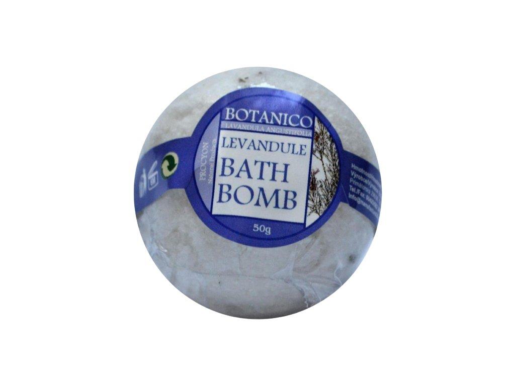 BOTANICO koupelova koule levandule013 x
