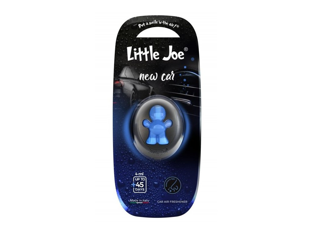 Little joe membrane new car