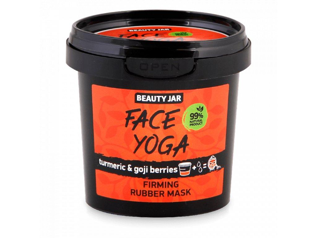 Face yoga alginate mask