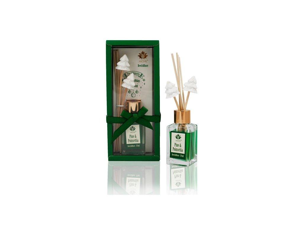 pine and poinsettia difuzer 30ml