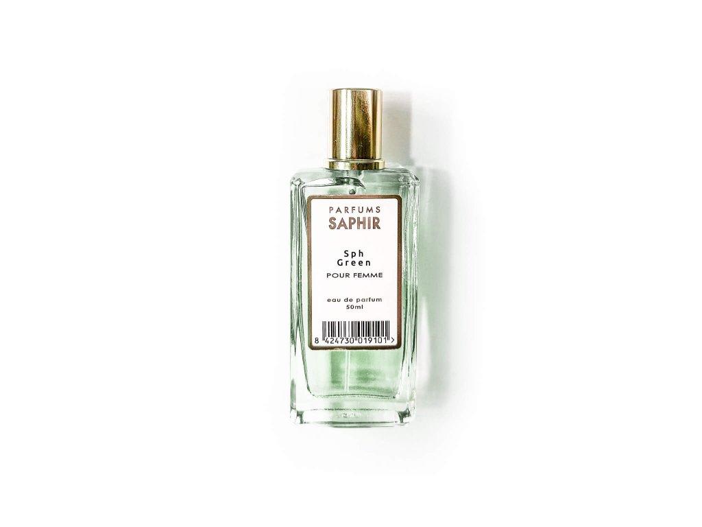 SAPHIR – Sph Green – Parfémovaná voda pro ženy