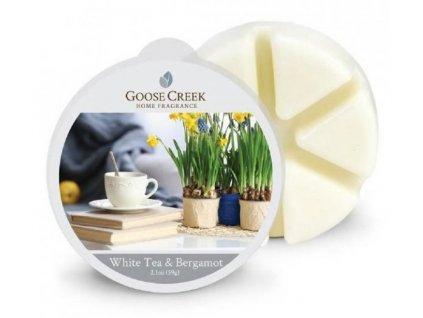 Goose Creek - Bílý čaj s Bergamotemi