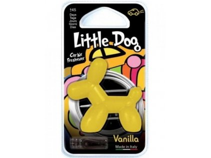 Little Dog - Vanilka  Vůně do auta