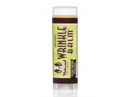 Wrinkle Balm Travel Stick Front White with Reflection