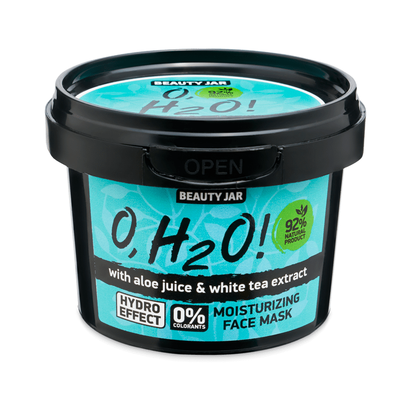 Beauty Jar - O, H2O! Pleťová maska 100 g