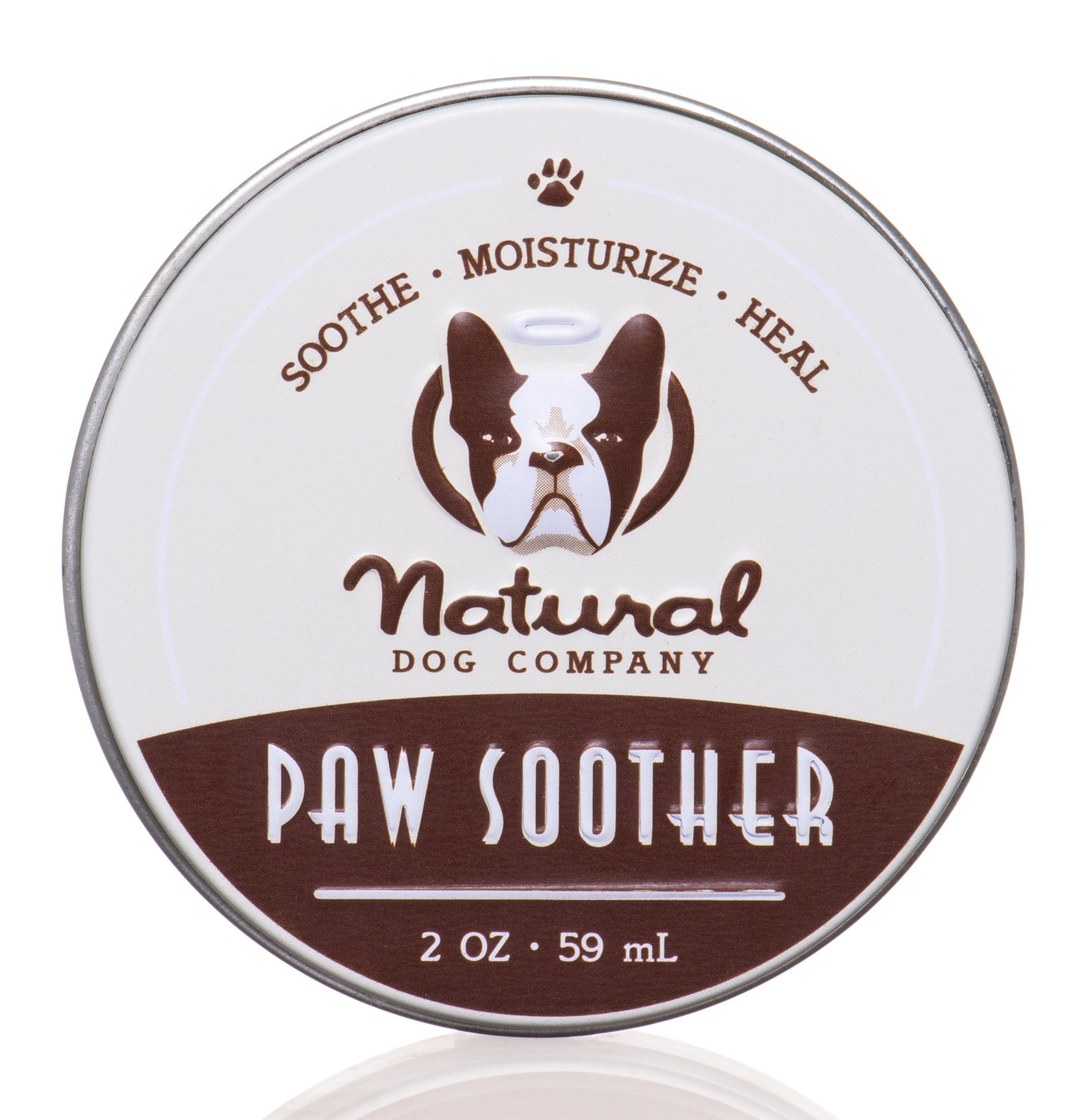 Natural Dog Company Paw soother - Balzám na tlapky Balzám na tlapky 59 ml