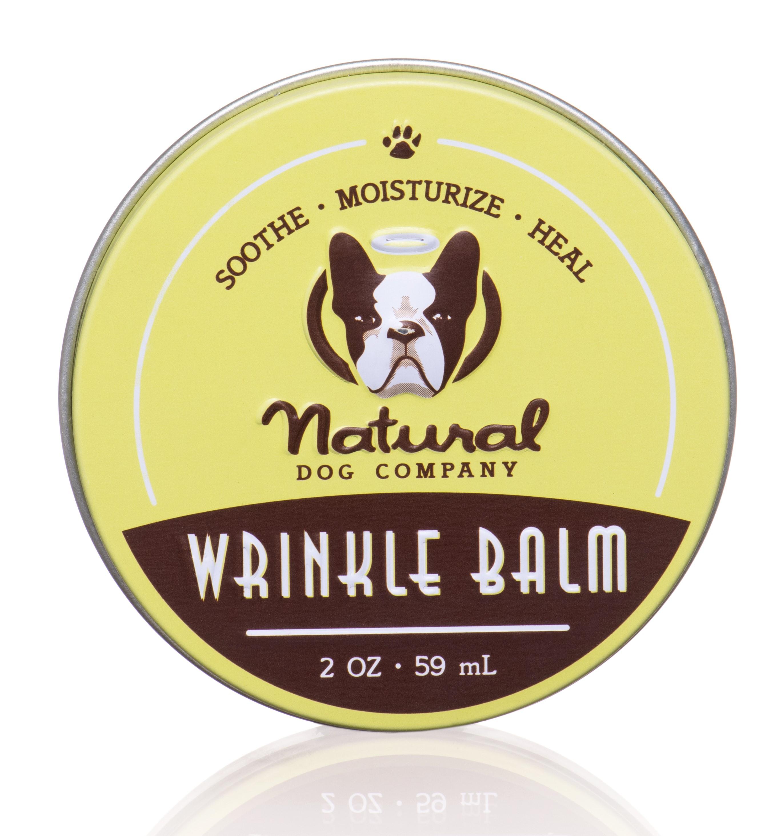 Natural Dog Company Wrinkle Balm - Balzám na vrásky Balzám na vrásky pro psy 59 ml