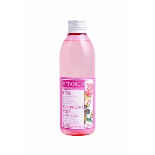 BOTANICO - Růže Koupelová pěna 200 ml