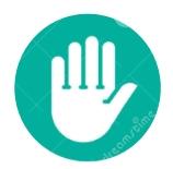 ikona ruka