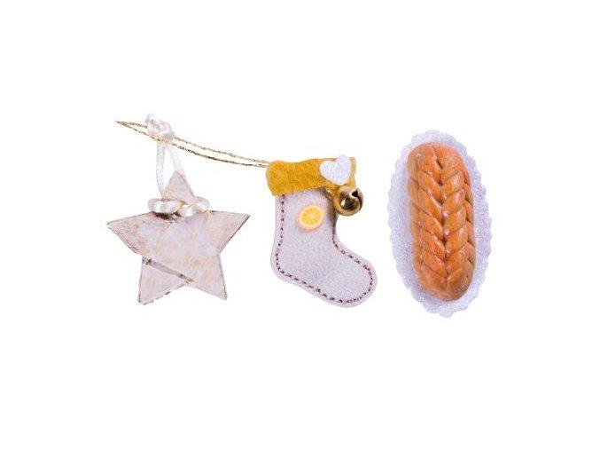 Vánoční miniatury